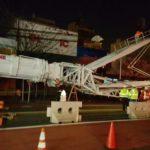 Crane Preparation