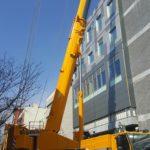 Crane Job