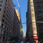 Crane Removing Old Unit