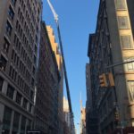 Crane In Place to Hoist