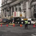Project Preparation for Crane Job