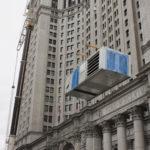 Crane Job in NYC