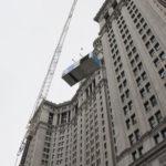 High Crane Lift