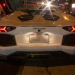 Lamborghini for Big Game Big Give Project