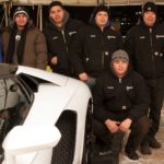 Crew at Lamborghini Project