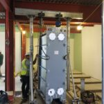 Rigging Heat Exchanger