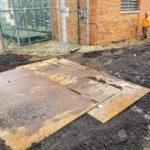 OSHA Boards on Mud
