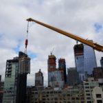 NYC Crane View