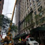 Crane on Broadway