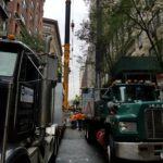 Crane work NYC