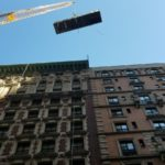 Large Crane Lift