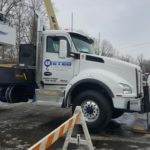 Crane Truck Cab
