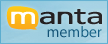 Manta Badge