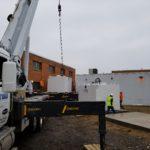 Crane Setting Unit