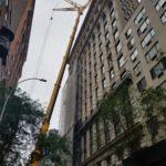 Tower crane NYC