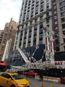 Crane Boom Lift
