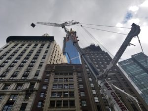 Crane Project NYC